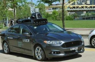 丰田联合Uber进军无人驾驶