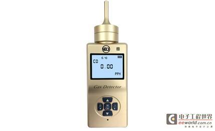 扩散式与泵吸式气体检测仪不同之处