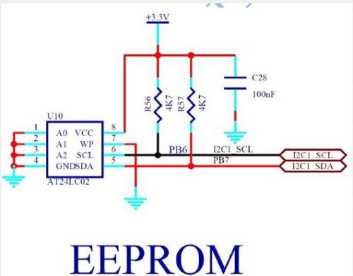 神舟IV学习笔记(六)I2C接口EEPROM-软硬件实现