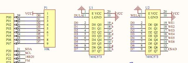 基于tx-1c 51qy002千赢国际中断使用及数码管显示的使用方法