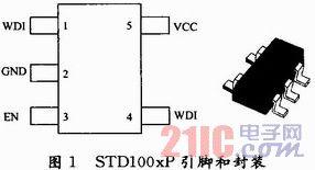 基于STWD100xP WTD嵌入式系统抗EMC技术