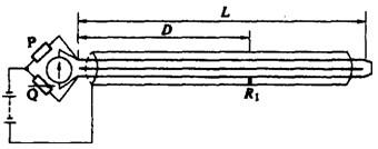 采用回路电桥平衡法检测故障电缆