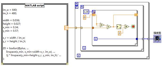 学习LabVIEW(八)――用循环处理数组