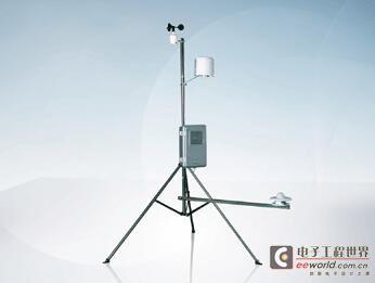 环境监测仪器的生产已初具规模,前景广阔!