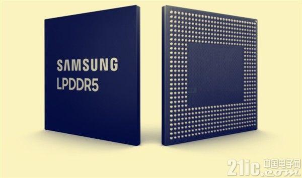 10nm工艺、速率高达6400Mb/s!三星首发8Gb LPDDR5 DRAM