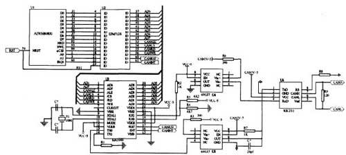 利用ARM处理器和CPLD设计矸石在线识别与自动分选系统