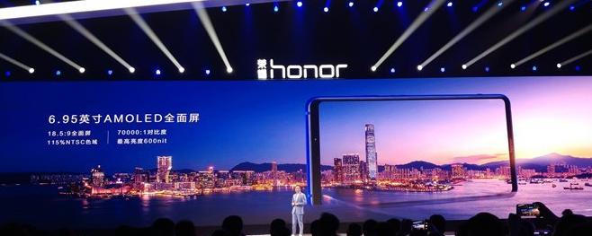 """荣耀Note 10正式发布:液冷散热+GPU Turbo两项""""吓人""""技术"""