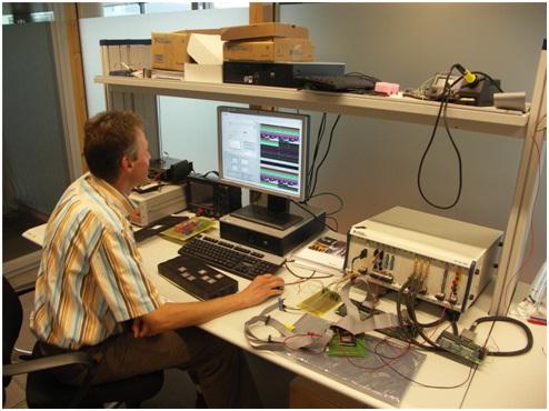 使用PXI模块化仪器完成超低功耗ASIC设计的结构和内存测试