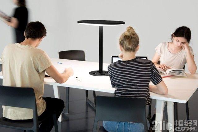 瑞士研究人员与法国厂商共同研发Lifi台灯