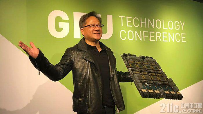 NVIDIA未来将不再是一家GPU公司 机器学习芯片未来占比将达到28%