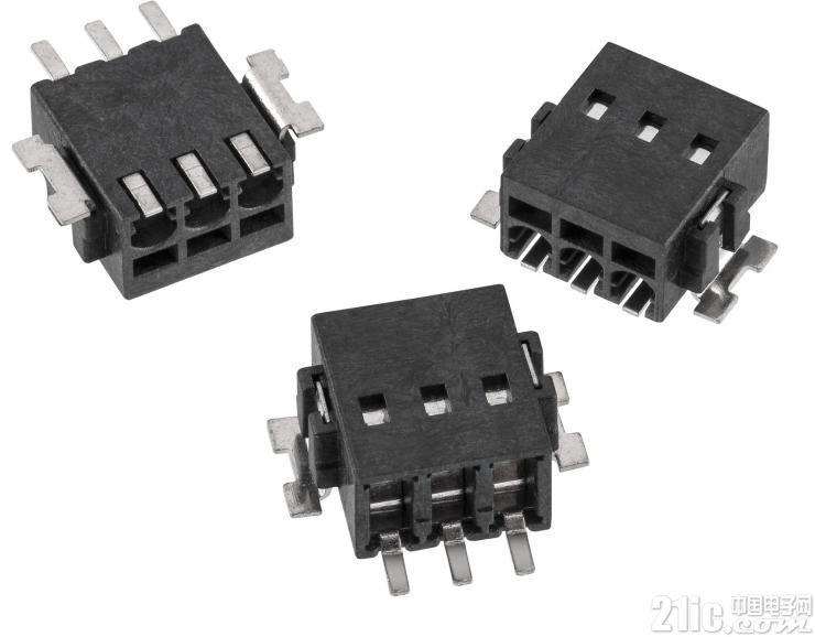 伍尔特电子 WR-TBL 8050 系列 SMT 电缆夹  小巧、黑色且简洁