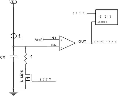 基于Cypress PSoC的防高压电容测量方案
