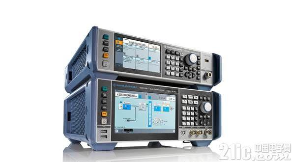 罗德与施瓦茨公司两款新信号源在6 GHz内树立了业界标杆