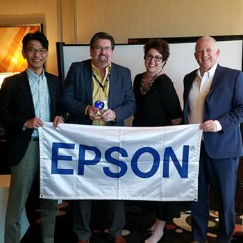 贸泽荣获 Epson America颁发的杰出客户增长奖