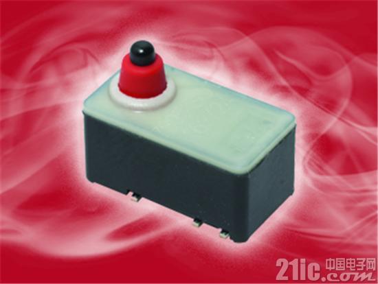 C&K 推出用于安全应用的 SSW 检测开关