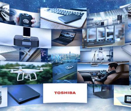 科技东芝,创领未来
