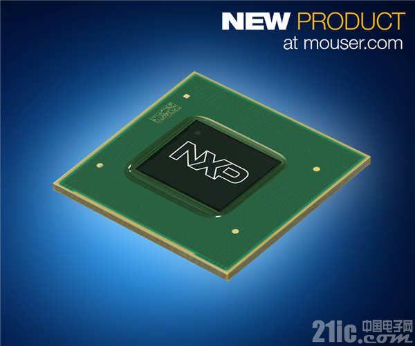 NXP i.MX 8M处理器在贸泽开售  为先进视听与智能家居带来出色的性能