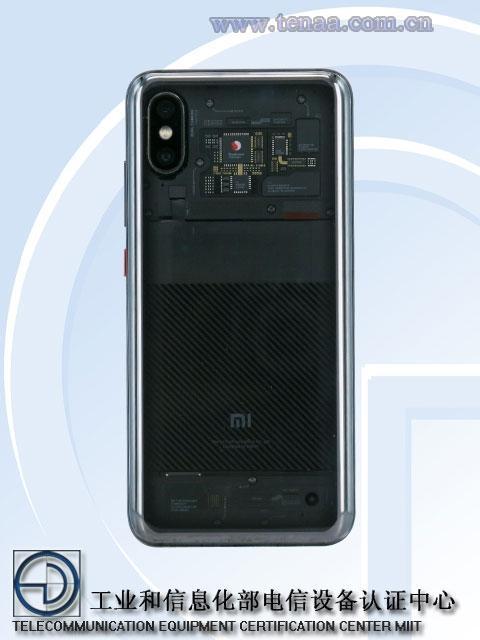 全球首款压感屏幕指纹手机!小米8透明版证件照曝光
