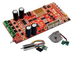 Avnet Spartan-6 FPGA马达控制开发方案(AES-FMC-MC1-G)