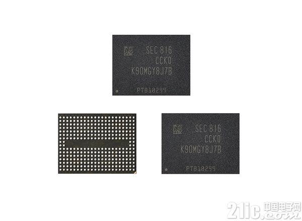 提速40%、电压降低至1.2V,三星第五代V-NAND闪存芯片开始批量生产