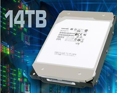 东芝宣布14TB硬盘获得超微优选存储服务器可用性认证