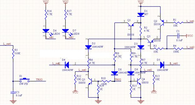 【单片机】调试稳定的三极管一键开关机电路(附详细讲解)