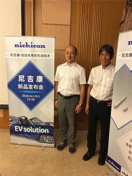 不止电容器,尼吉康携锂离子二次电池和技术支援工具来袭