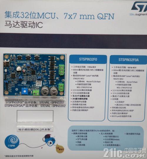 从执行、通信和传感器三个层面实现工厂智能化,ST全方案助力工业4.0