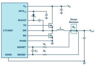 开关模式电源电流检测――第一部分:基本知识