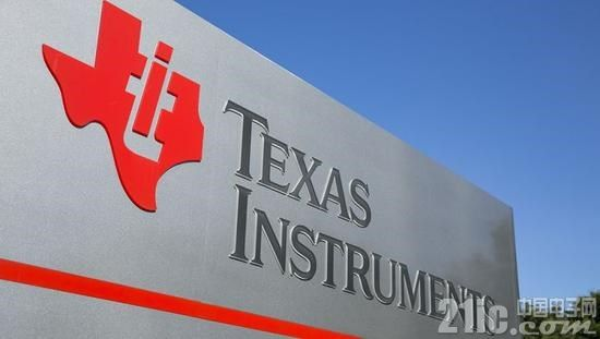 德州仪器二季度营收40.2亿美元,净利润14.1亿美元