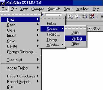 ModelSim+Synplify+Quartus的Altera FPGA的仿真实现