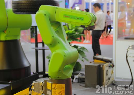 机器人+AI改变未来的工业生产
