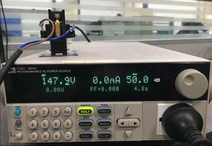 IT7300交流电源在交流接触器上的测试应用