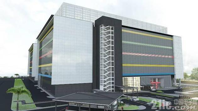 云服务需求旺盛 谷歌将在新加坡建第三座数据中心