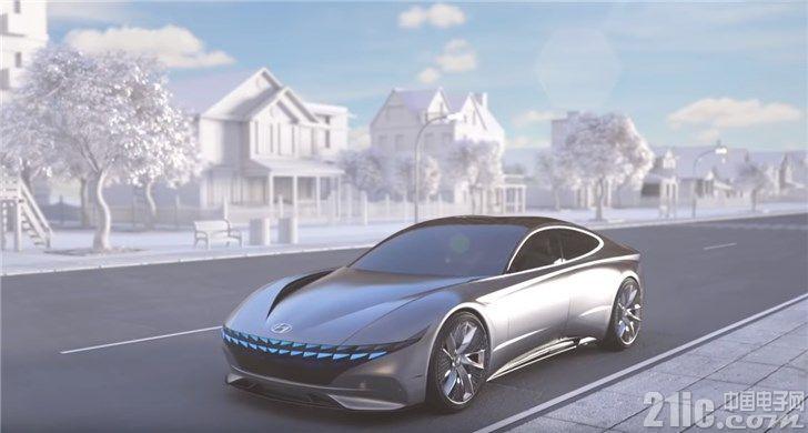 汽车黑科技!韩国KIA最新分离声区技术,车内每人都有独立音响空间