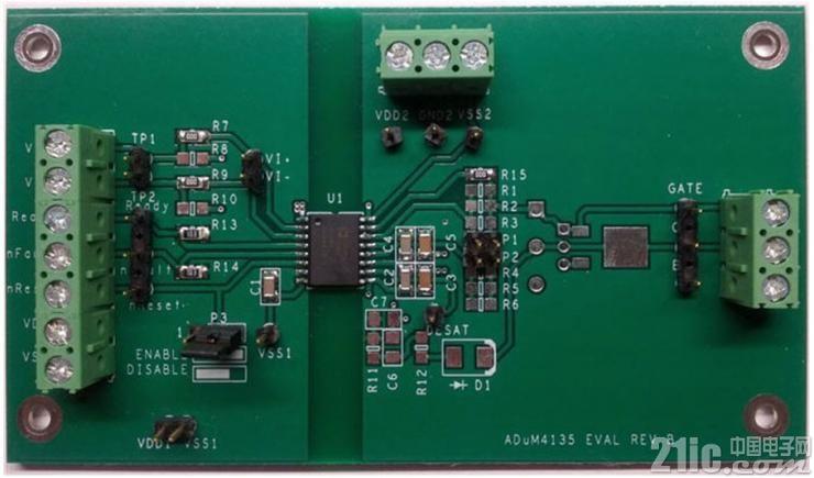 领先的SiC/GaN功率转换器的驱动