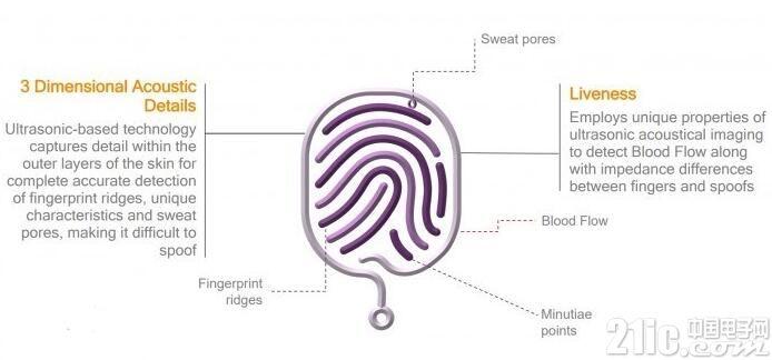 超声波屏下指纹识别更安全,三星在两款高端S10型号中将采用