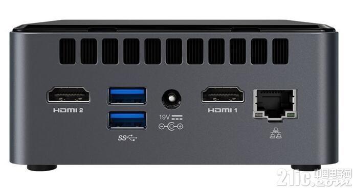 还是14nm处理器!英特尔发布最新家用NUC迷你主机,9月份全球发售