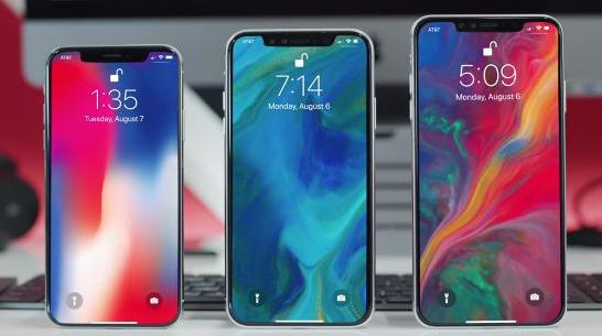 终于来了!9月三款新iPhone尽数亮相