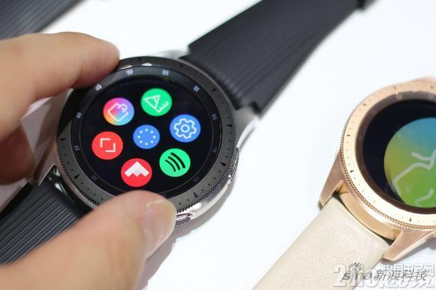 仍运行Tizen操作系统,三星Galaxy Watch上手体验!