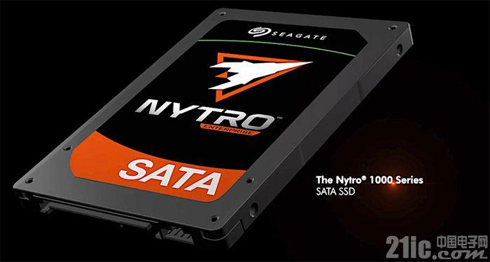 支持数据压缩技术,希捷推出寿命超长的Nytro 1000系列SSD硬盘