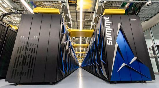"""日本拟研发新一代超算:速度是世界第一""""Summit""""的10倍"""