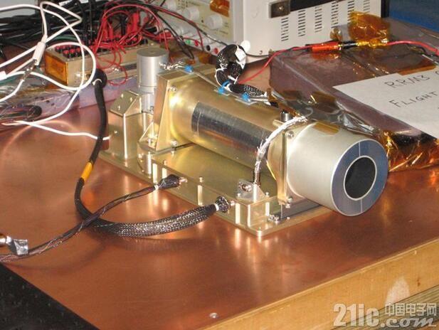 NASA将验证下一代红外光电探测器
