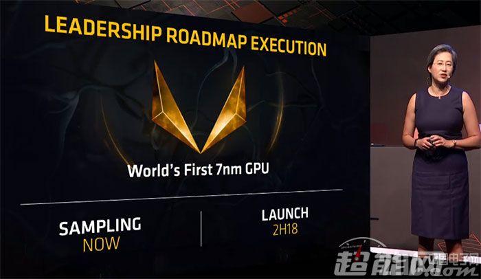 大笔资金全力推动7nm工艺,AMD 7nm Vega显卡将提前发布