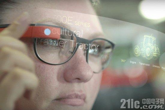 谷歌眼镜复活!用作商业工具,有云计算和AI支持功能更强大