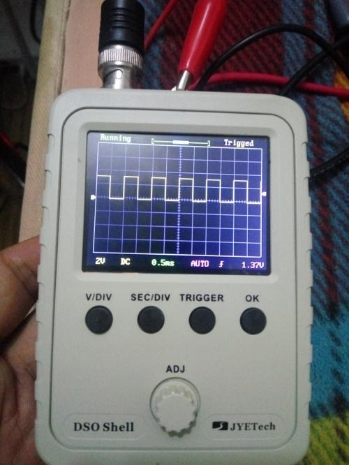 可能是史上最便宜的示波器——DSO Shell DIY Kit评测