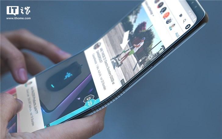 可折叠屏幕是新方向?三星已向OPPO和小米提供可折叠屏幕样品