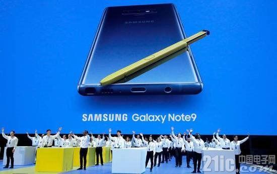 三星Galaxy Note9希望吸引高端用户远离iPhone X,果粉会投怀吗?