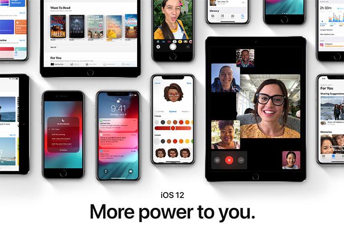 安卓有Pie,苹果有Beta!苹果放出iOS 12 beta 6测试版系统