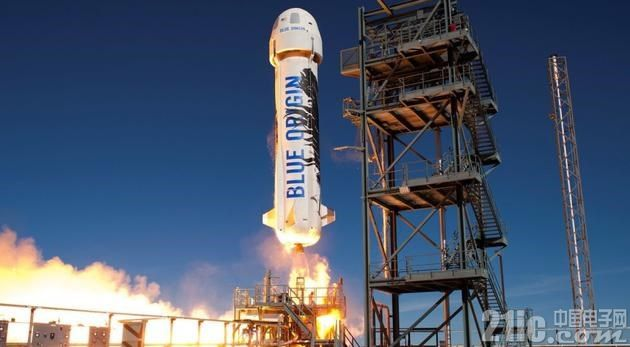 追赶马斯克?贝索斯旗下公司明年要执行载人发射任务